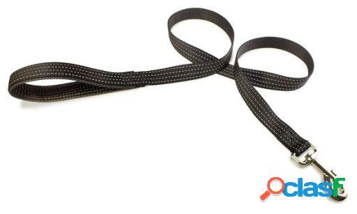 Arquivet Correa Nylon Liso Negro 2 X 120 Cm
