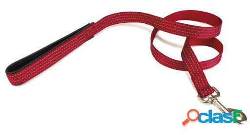 Arquivet Correa Nylon Liso Rojo 1.5 X 120 Cm Rojo