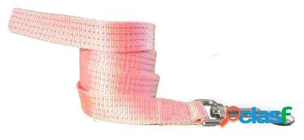Arquivet Correa Nylon Liso Rosa 2 X 120 Cm