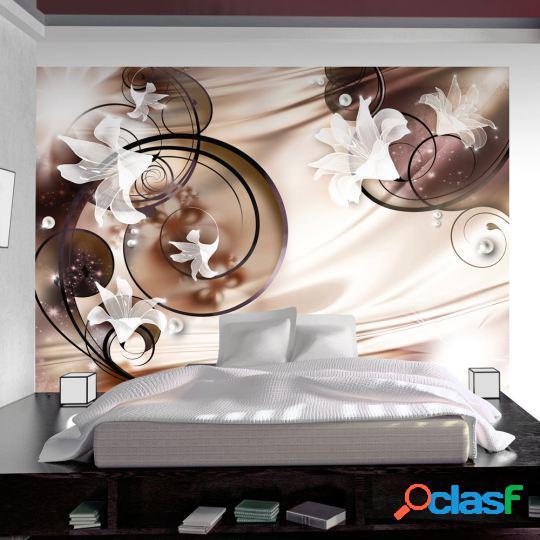 Artgeist Fotomural Alfombra de satén 400x280 cm