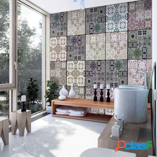 Artgeist Papel Pintado - Mosaic of Diversity