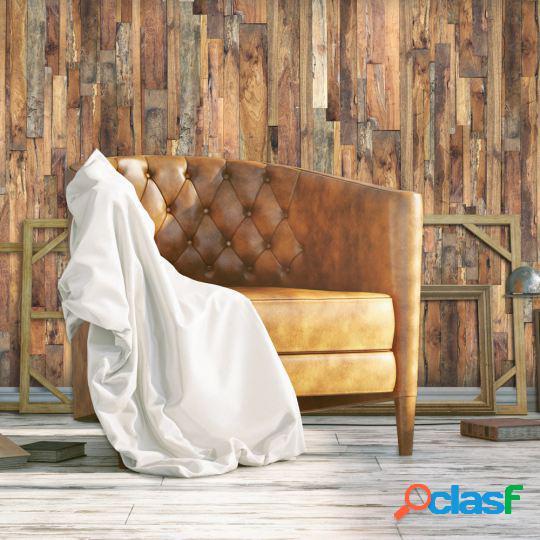 Artgeist Papel Pintado - Nature of Wood