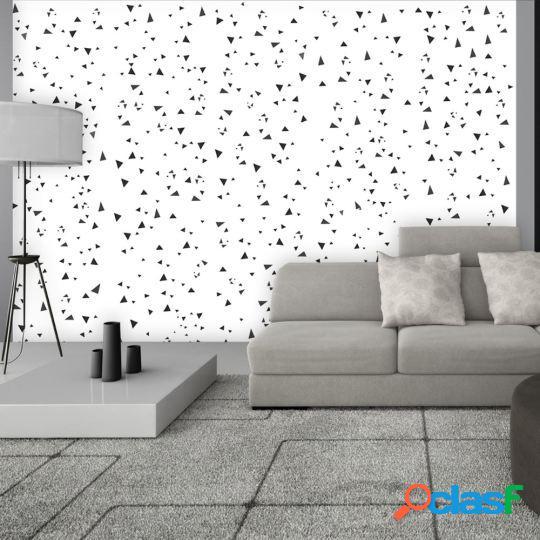 Artgeist Papel Pintado - Rain of Triangles
