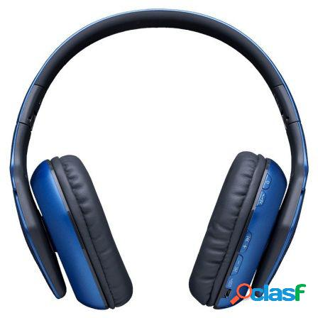 Auriculares inalambricos hiditec cool blue - bt 4.1 -