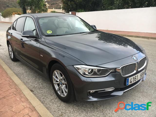 BMW Serie 3 diesel en Benalmádena (Málaga)
