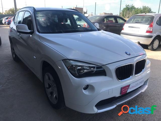 BMW X1 diesel en Malgrat de Mar (Barcelona)