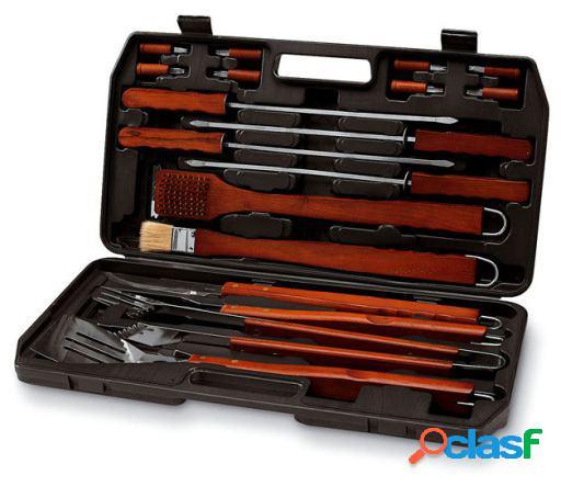 BST Juego de herramientas D7 18 piezas inox