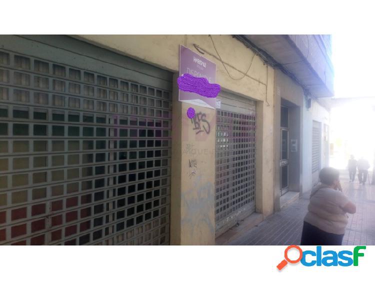 Bajo en calle San Juan de la Peña, 2 izquierdo