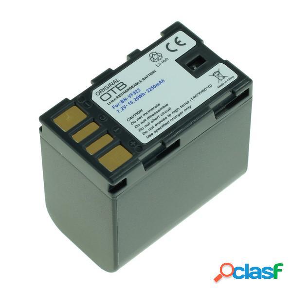 Bateria Bn-Vf823 para Jvc sin cable