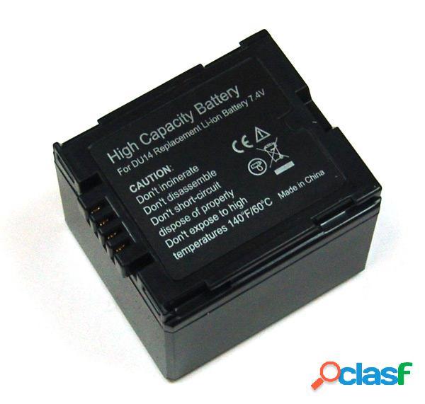 Bateria Cga-Du14, Cga-Du12, Vw-Vbd140, Dc-Bp14S para