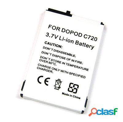 Bateria Dopod 720, para Htc S620, Excalibur, Litio Ion