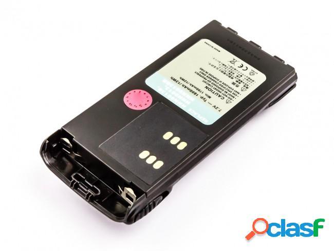 Bateria Hnn9013 Walkie Talkies para Motorola Gp320, Gp360,
