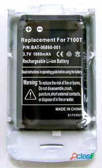 Bateria Litio C-S2 Fat 1800 mAh para BlackBerry 7100g,