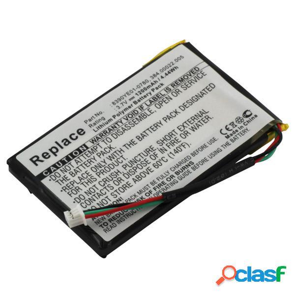 Bateria Navigon 3300,3310, 4310, Litio Polymer