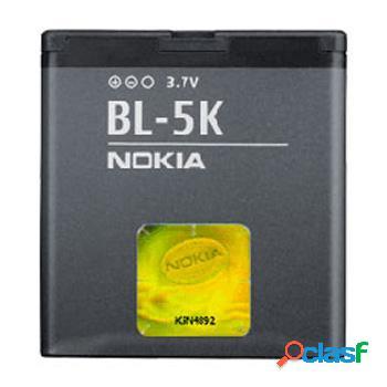Bateria Nokia Bl-5K para N85, original de la marca Nokia