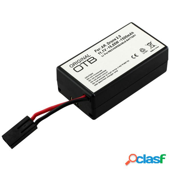 Bateria Parrot Ar. Drone 2. 0, Litio Polymer