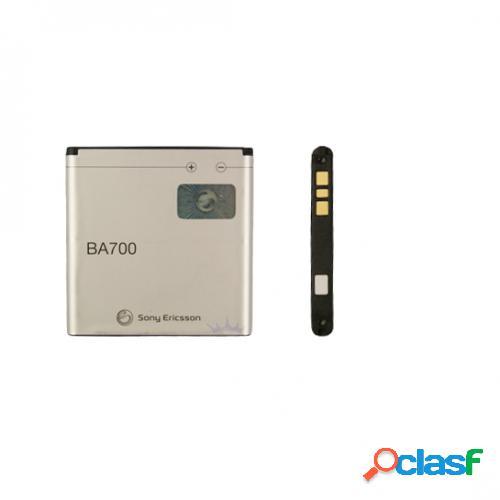 Bateria Sony Ericsson Ba700, Litio Ion, original de la marca