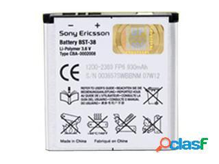 Bateria Sony Ericsson Bst-38, original de la marca Sony