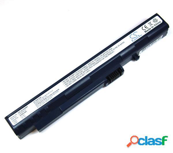 Bateria para Acer Zg5 Litio Ion 2200 mAh azul