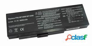 Bateria para Amilo K-7600, K7600, Bp8089, Bp8389, N158, 4400