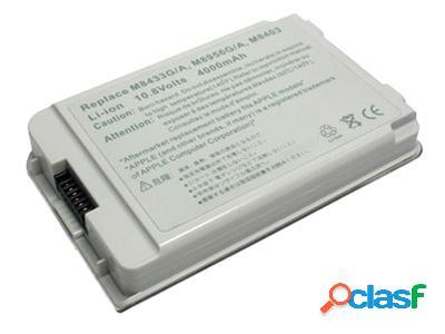 Bateria para Apple G3 12 Zoll, iBook G4 12 Zoll, 1254
