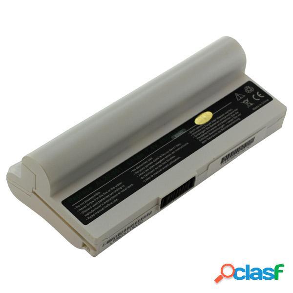 Bateria para Asus Eee Pc 901, 1000, 1200, 8800 mAh Litio
