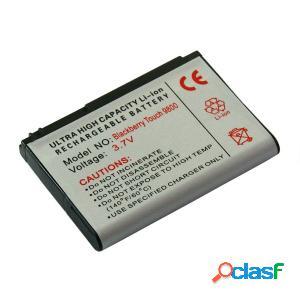 Bateria para Blackberry F-S1 para 9800 Torch