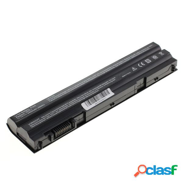 Bateria para Dell Latitude E5420, E5520, E6420, 4400 mah,