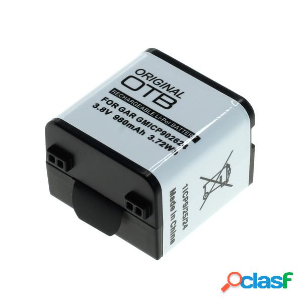 Bateria para Garmin Virb X,Xe Litio Polymer