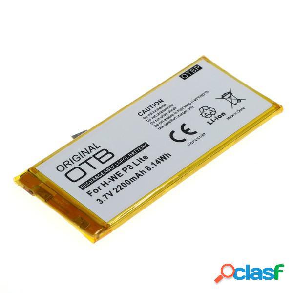 Bateria para Huawei P8 Lite, Litio Ion