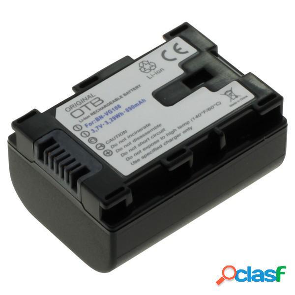 Bateria para Jvc Bn-Vg107, Bn-Vg108 Litio Ion