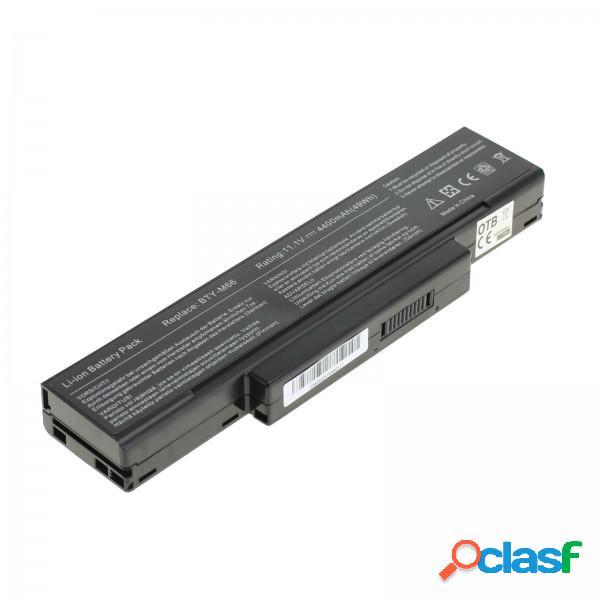 Bateria para Lg F1, Msi M660, 4400 mAh