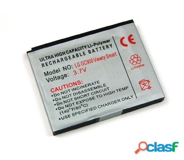 Bateria para Lg Gc900, Gm730, Gt500, Gt505, Litio Polymer