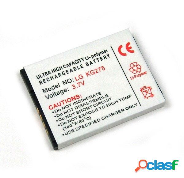 Bateria para Lg Kf510, Kg275, Litio Polymer