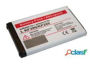 Bateria para Lg Kp260, Kf390, Litio Ion