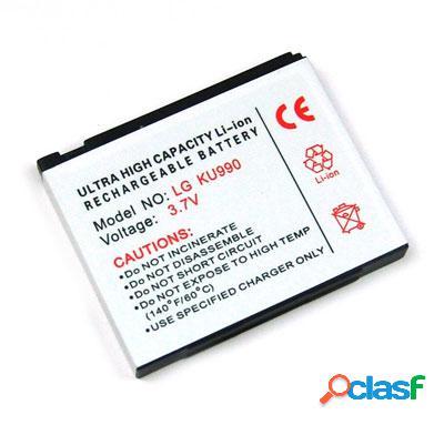 Bateria para Lg Lgip-580A, Ku-990, Ku990, Km-900, Km900,