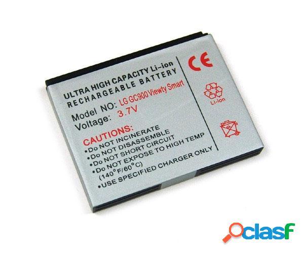 Bateria para Lg Lgip-580N, Gc900, Gm730, Gt500, Gt505, Litio