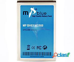 Bateria para Motorola Bh6X, Litio Ion