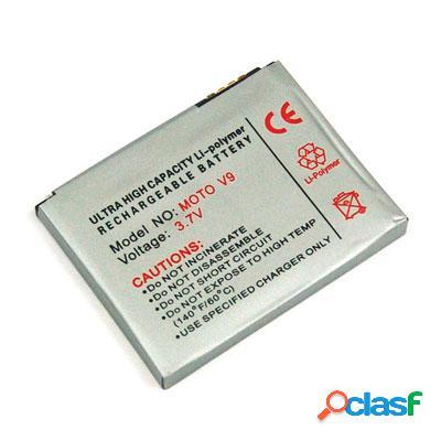 Bateria para Motorola Bx-50, Bx50, Litio Polymer, para V8,