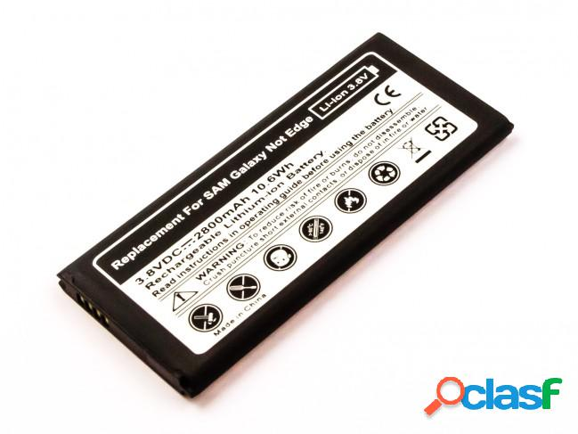 Bateria para Samsung Galaxy Note Edge, Litio Ion