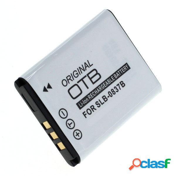Bateria para Samsung Slb 0837B, Litio Ion