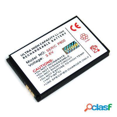 Bateria para Sony Ericsson Bst-15, para Sony Ericsson P800.