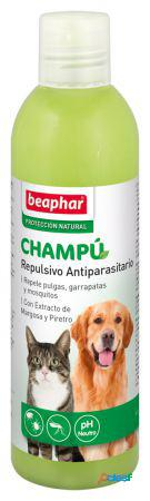 Beaphar Champú Repulsivo Antiparasitario 250 ml
