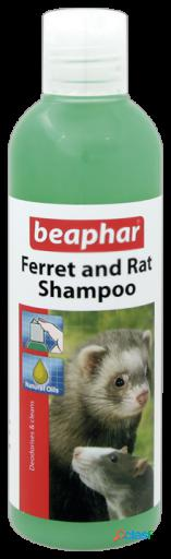 Beaphar Champú para Hurones y Roedores 250 ml