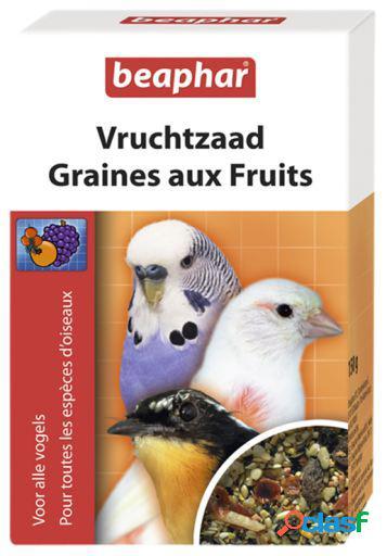 Beaphar Fruit Seed Semillas De Fruta Todos Pajaros 150 GR