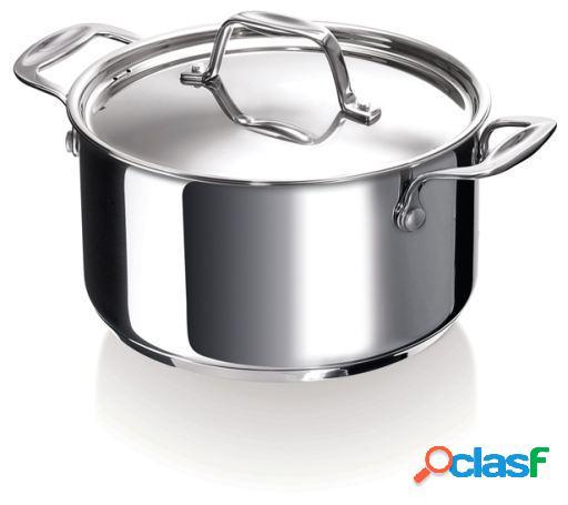 Beka Cacerola con tapa modelo Chef 24 cm