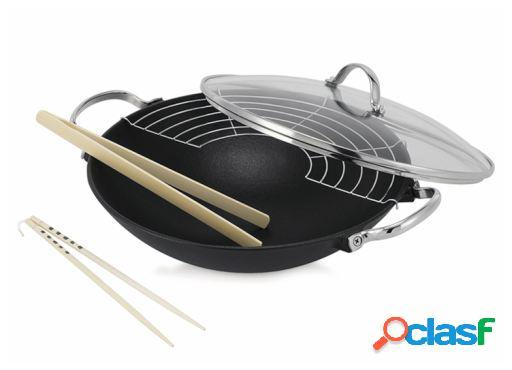 Beka Lhasa wok en hierro fundido