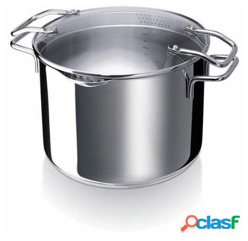 Beka Olla para pasta y vegetales emporo en acero inoxidable