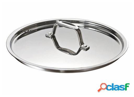Beka Tapa de acero inoxidable con airvent modelo Chef 28 cm