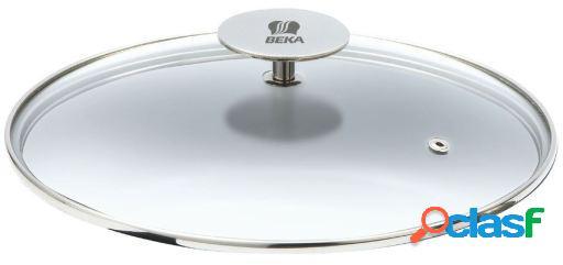 Beka Tapa de cristal para wok 33 cm